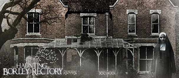 The Haunting of Borley Rectory Movie Banner