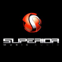 superior music audio logo